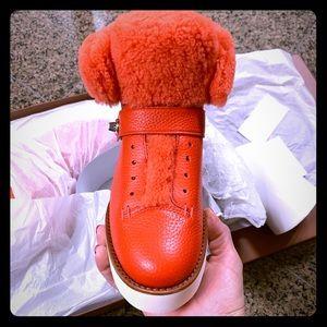 🍂🍂Coach  Boots. 🧡🧡